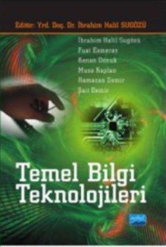 İndirim - Temel Bilgi Teknolojileri - İbrahim Halil Sugözü - Kitap