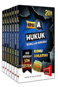 KPSS A Hukuk