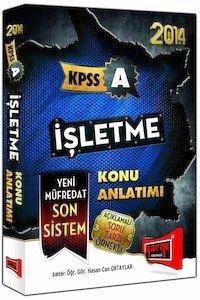 KPSS A İşletme Konu Anlatımlı Yargı Yayınları 2014