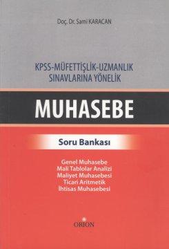 KPSS-Müfettişlik-Uzmanlık Sınavlarına Yönelik Muhasebe Soru Bankası