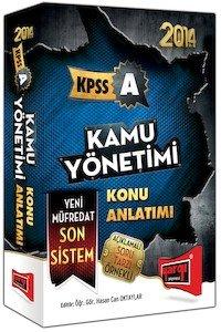 KPSS Kamu Yönetimi