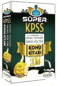 Süper KPSS Konu Anlatımlı Tek Kitap 2014