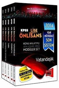 KPSS Lise Ön Lisans 2014