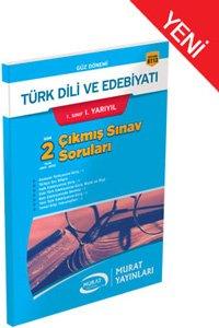 Türk Dili ve Edebiyatı 1.Sınıf 1.Yarıyıl Çıkmış Sınav Soruları