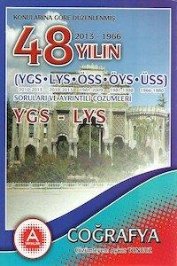 YGS - LYS Coğrafya Son 48 Yılın Soruları ve Çözümleri