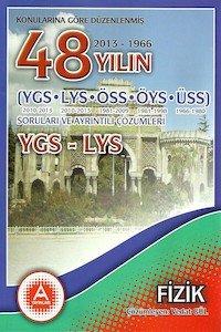 YGS - LYS Fizik Son 48 Yılın Soruları ve Çözümleri