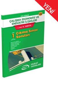 Çalışma Ekonomisi ve Endüstri İlişkileri 3.Sınıf 5.Yarıyıl Çıkmış Sınav Soruları