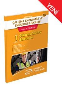 Çalışma Ekonomisi Ve Endüstri İlişkileri 2.Sınıf 3.Yarıyıl Çıkmış Sınav Soruları