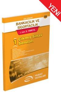 Bankacılık ve Sigortacılık 2.Sınıf 3.Yarıyıl Çıkmış Sınav Soruları
