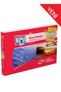 KPSS Genel Yetenek Öğretmenin Ders Notları 2014