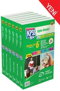 KPSS Eğitim Bilimleri Konu Anlatımlı Modüler Set 2014