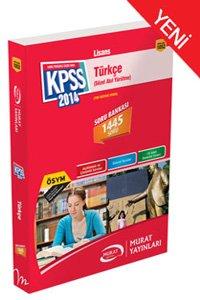 KPSS Türkçe Soru Bankası 2014