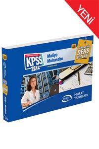 KPSS A Grubu Maliye - Muhasebe Öğretmenin Ders Notları 2014