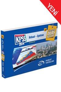 KPSS A Grubu İktisat - İşletme Öğretmenin Ders Notları 2014