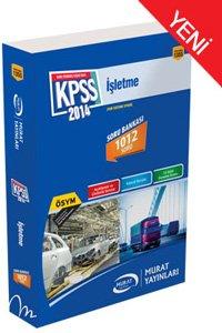 KPSS İşletme Soru Bankası 2014