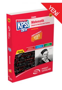 2014 KPSS Matematik Soru Bankası
