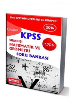 2014 KPSS Sıradışı Matematik ve Geometri Soru Bankası