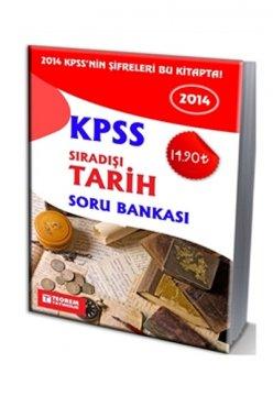 2014 KPSS Sıradışı Tarih Soru Bankası