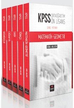 2014 KPSS Genel Kültür Genel Yetenek Konu Anlatımlı Modüler Set