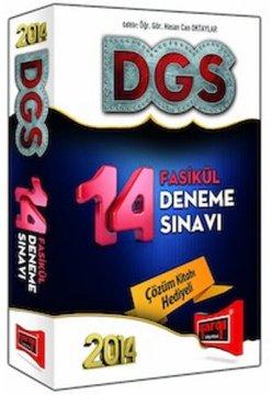 2014 DGS 14 Deneme Sınavı Çözüm Kitapçığı Hediyeli