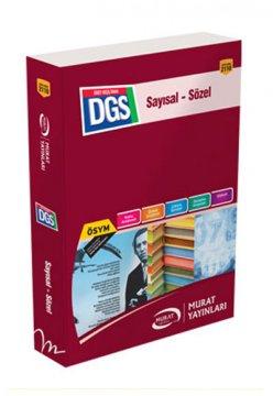 DGS Sayısal Sözel Konu Anlatımlı