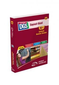 DGS Sayısal Sözel 10 Çözümlü Deneme
