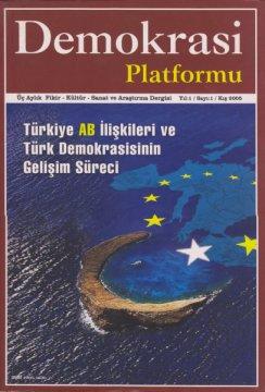 Türkiye AB İlişkileri ve Türk Demokrasisinin Gelişim Süreci