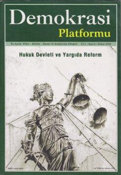 Hukuk Devleti ve Yargıda Reform