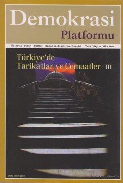 Türkiye'de Tarikatlar ve Cemaatler - III
