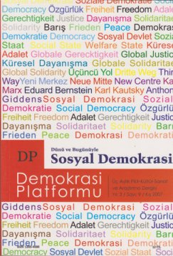 Dünü ve Bugünüyle Sosyal Demokrasi
