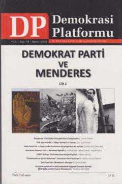 Demokrat Parti ve Menderes II. Cilt