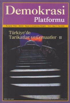 Türkiye'de Tarikatlar ve Cemaatler - II