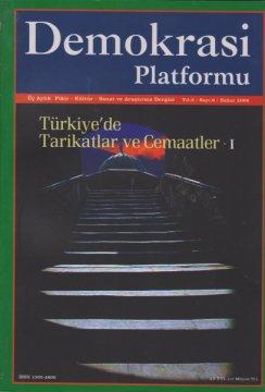 Türkiye'de Tarikatlar ve Cemaatler - I
