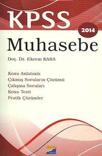 KPSS Muhasebe Konu Anlatımlı Siyasal Yayınları 2014