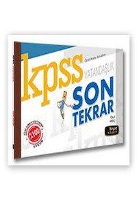 KPSS Vatandaşlık Son Tekrar Konu Anlatımlı Beyaz Kalem Yayınları 2014