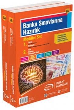 Banka Sınavlarına Hazırlık Konu Anlatımlı Modüler Set-2014