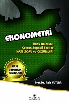 Ekonometri - Aziz Kutlar