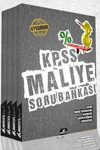 KPSS ve Tüm Kurum Sınavları İçin Maliye Soru Bankası - 2014