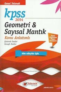 KPSS Geometri ve Sayısal Mantık Konu Anlatımlı 2014