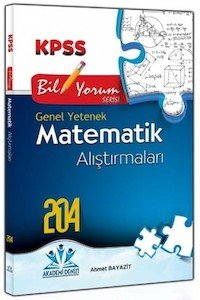 KPSS Matematik Alıştırmaları 2014