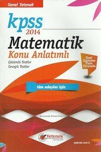 KPSS Matematik Konu Anlatımlı  2014