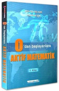 KPSS Aktif Matematik 0 dan Başlayanlara 1. Kitap