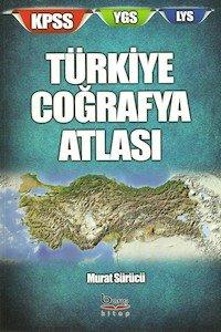 KPSS Türkiye Coğrafya Atlası 2014
