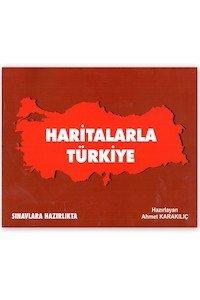 Haritalarla Türkiye - Sınavlara Hazırlıkta 2014