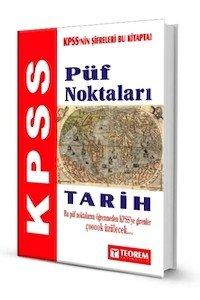 KPSS Tarih Püf Noktaları  2014