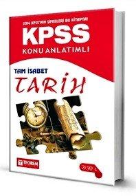 KPSS Tam İsabet Tarih Konu Anlatımlı 2014