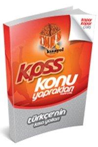 KPSS Konu Yaprakları Türkçenin Kısa Yolları 2014