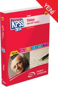KPSS Genel Yetenek Türkçe Konu Anlatımlı  2014