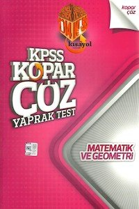 KPSS Matematik - Geometri Yaprak Test  2014