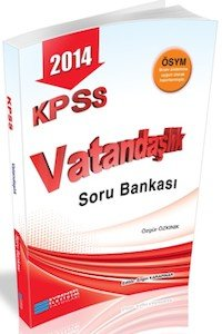 KPSS Vatandaşlık Soru Bankası Evrensel İletişim Yayınları 2014